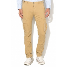 Selected Homme , Naples Cargo Nadrág, Tevebarna, W32-L32 (16054062-TWILL-W32-L32)