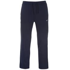 Nike Open Hem férfi polár melegítő alsó tengerészkék M