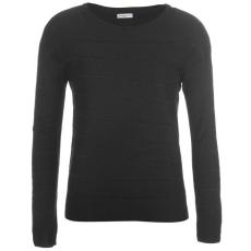 JDY Pulli NOOS női kötött pulóver fekete L