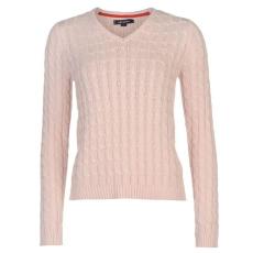 Kangol CableVnk női kötött pulóver pink S