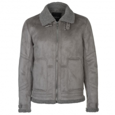 Pierre Cardin Aviator férfi kabát szürke L