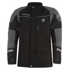 No Fear Moto All Weather férfi bélelt kabát fekete XXL