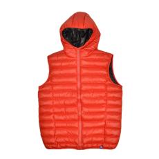Dorko Snowball Vest Red férfi mellény piros L