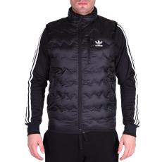 Adidas Serrated Vest Black férfi mellény fekete XL