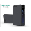 Nillkin Huawei P10 Nillkin Frosted Shield kemény tok - fekete + kijelzővédő fólia