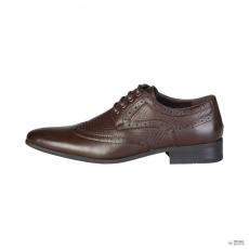 Duca di Morrone férfi alkalami cipő SCOTT_barna