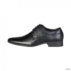 Duca di Morrone férfi alkalami cipő SMITH_fekete