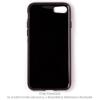 CELLECT iPhone 8 vékony TPU szilikon hátlap, Fekete
