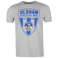 Team Oldham Athletic póló férfi