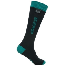 DexShell WADING zokni - Fekete / Zöld - L