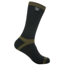 DexShell TREKKING zokni - Fekete / Olivazöld