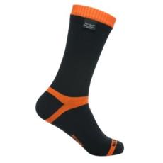 DexShell HYTHERM PRO zokni - Fekete / Narancs - L