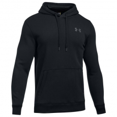 Under Armour Rival Fitted férfi pulóver fekete XL
