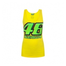 VR46 Valentino Rossi Női trikó yellow 46 - L