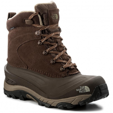 The North Face Hótaposó THE NORTH FACE - Chilkat III T939V6ZFD Carafe Brown/Bracken Brown
