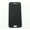 Samsung SM-G930 Galaxy S7 kompatibilis LCD modul, OEM jellegű, fekete