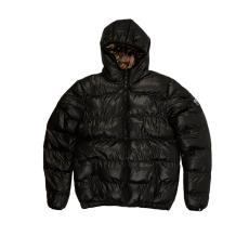 Dorko Snowball Men Coat Black férfi parka kabát fekete M