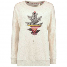 O'Neill LW Peaceful Pines Sweatshirt Pulóver,sweatshirt D (O-7P6405-r_1008-Birch)