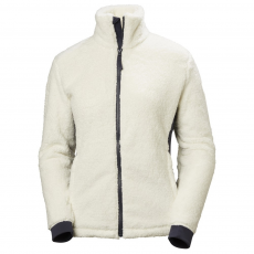 Helly Hansen W Precious Fleece Jacket Polár,softshell,középréteg D (51798-r_011 Off White)