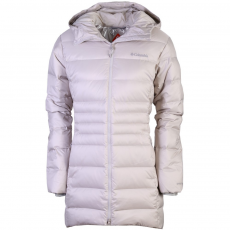 Columbia Hellfire Mid Down Hooded Jacket Utcai kabát,dzseki D (1682851-r_020-Light Cloud)