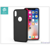 Devia Apple iPhone X hátlap - Devia Ceo - black