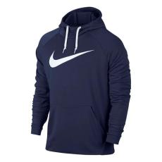 Nike Dry Swoosh férfi kapucnis pulóver kék XL