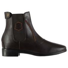 Requisite női bokacsizma - Requisite Rive Jodhpur Boots - barna