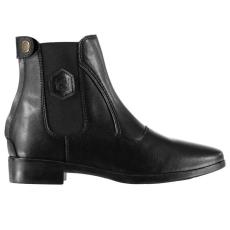 Requisite női bokacsizma - Requisite Rive Jodhpur Boots - fekete