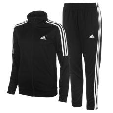 Adidas női melegítőszett - adidas Tiro Ladies Tracksuit - fekete/fehér
