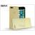 IMAK Apple iPhone 7/iPhone 8 hátlap - IMAK 0.7 mm Color Slim - gold