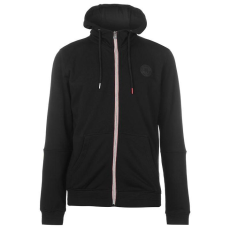 883 Police Lipa férfi kapucnis cipzáras pulóver fekete XL