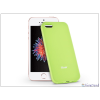 ROAR Apple iPhone 5/5S/SE szilikon hátlap - Roar All Day Full 360 - lime