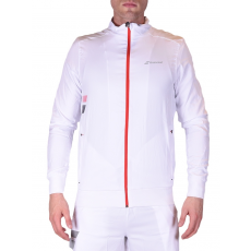 Babolat CORE CLUB JACKET MEN Tenisz (3MS17121_0101)
