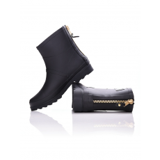 Dorko BLACK COLOR ANKLE BOOT WITH ZIPPER Csizma (D160270_0001)