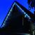 HOME LED-es izzósor, fényérzékelős, 7m, IP44, 230V