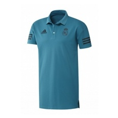 Adidas Real Madrid fĂŠrfi gallĂŠros póló presentation blue - XL