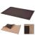 vidaXL piknik takaró 100x150 cm bézs és barna