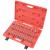 vidaXL 39 darabos lengéscsillapító-szerelő szerszámkészlet