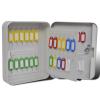 vidaXL Kulcs doboz 48 kulcs címkével