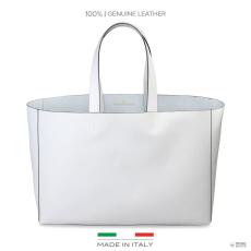 Made In Italia készült Italia női bevásárló táska ROMINA_GHIACCIO