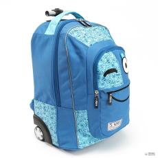 Spirit gurulós táska Spirit Emoticons kék gyerek
