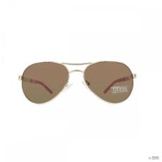 Guess napszemüveg GU0124T-GLD-54 arany rózsaszín