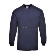 Portwest FR11 Lángálló, antisztatikus hosszú ujjú póló (szürke)
