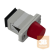 Qoltec Adapter fiber optic hybrid SC/UPC-FC/UPC | simplex | MultiMode