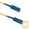 Qoltec Optic Patchcord SC/UPC-SC/UPC ; Singlemode ; 9/125 ; G652D ; Simplex 0;5m