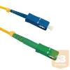 Qoltec Optic Patchcord SC/APC-SC/UPC ; Singlemode ; 9/125 ; G652D ; Simplex ; 7m