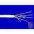 AMP Cat.5E UTP kábel, szürke PVC köpeny, (nem 25 év garanciás) (57535-5)