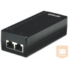 Intellinet adapter PoE IEEE 802.3af class3 1 portos