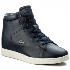 Lacoste Sportcipő LACOSTE - Carnaby Evo Wedge 417 1 Spw 7-34SPW0017003 Nvy