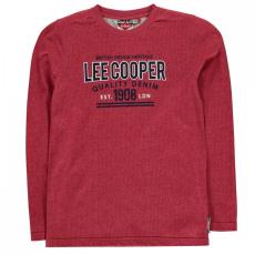 Lee Cooper fiú rövid ujjú póló